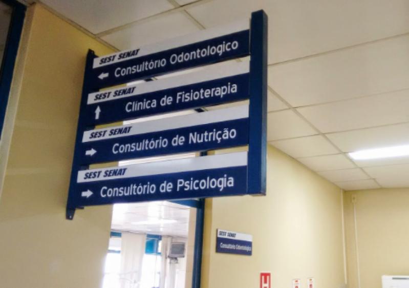 Comunicação Visual Interna Preço Vila Esperança - Comunicação Visual Logo