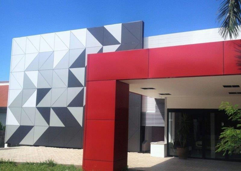 Empresas Que Fazem Fachadas Acm Lauzane Paulista - Fachada Comercial Acm
