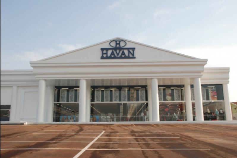 Fachadas para Barbearia Vila Medeiros - Fachada em Acm