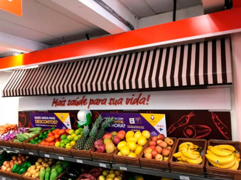 Onde Encontrar Comunicação Visual Interna Jardim Ângela - Comunicação Visual para Supermercados