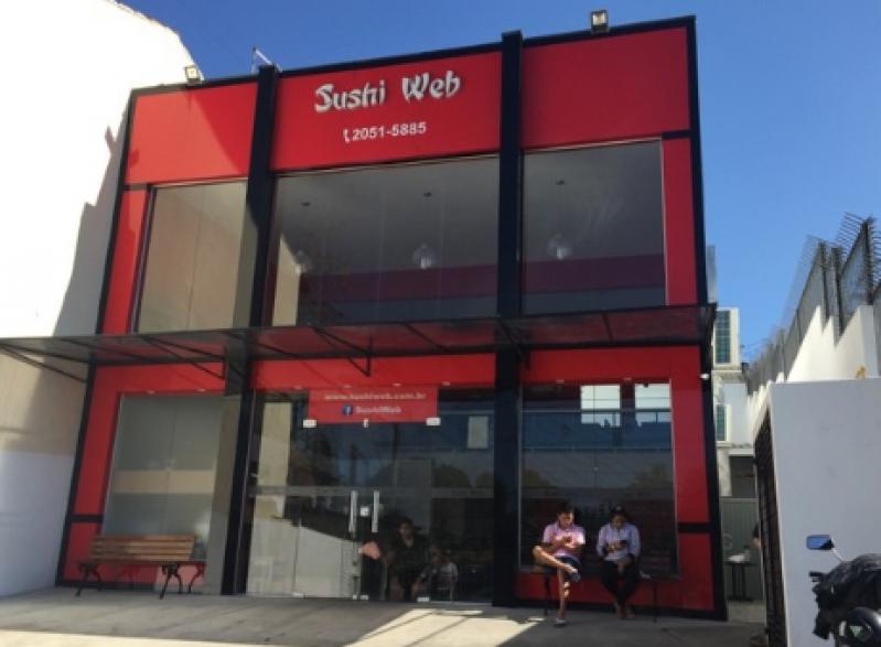 Onde Encontrar Comunicação Visual para Supermercados Itaim Paulista - Comunicação Visual Fachada Acm