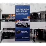 comunicação visual banner preço Vila Prudente