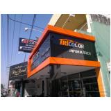 comunicação visual de empresas preço Vila Matilde