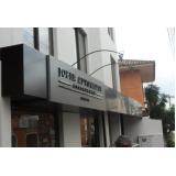 comunicação visual e sinalização Vila Formosa