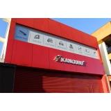 empresas que fazem fachada com acm Vila Formosa