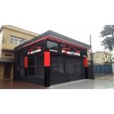 fachada de loja com acm Socorro
