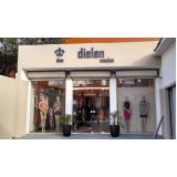 fachada de loja preço Cidade Dutra