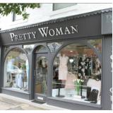 fachada para loja de roupas Liberdade