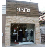 fachada para loja de roupas