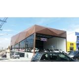 instalação de fachada com acm Campo Grande