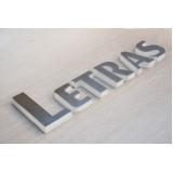letra caixa iluminada com led Vila Leopoldina