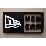 letras caixa inox Brás