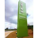 onde acho totem de sinalização Jardim Iguatemi