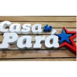 onde encontrar comunicação visual letra caixa Jardim São Luiz
