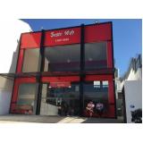 onde encontrar fachada para barbearia Santa Cecília