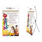 onde encontro comunicação visual banner Cambuci