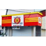 onde encontro fachada de loja Alto de Pinheiros