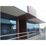 revestimento de fachada em acm Itaquera