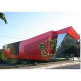 revestimento fachada acm preço Jardim Iguatemi